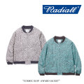 RADIALL(ラディアル) COSMIC SLOP -AWARD JACKET 【2018 SPRING&SUMMER新作】 【送料無料】【即発送可能】 【RADIALL アウター】