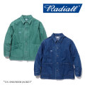 RADIALL(ラディアル) T.N. ENGINEER JACKET 【2018 SPRING&SUMMER新作】 【送料無料】【即発送可能】 【RADIALL アウター】 【T