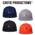 COOTIE(クーティー)Twill 6 Panel Trucker Cap 【CTE-18S504】