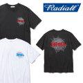 RADIALL(ラディアル) BILLYS HOLIDAY- CREW NECK T-SHIRT 【2018 SPRING&SUMMER新作】 【RADIALL Tシャツ】 【RAD-18SS-TEE017】