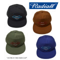 RADIALL(ラディアル) AVENUE TRUCKER CAP 【2017A/W SPOT COLLECTION新作】 【即発送可能】 【RADIALL トラッカーキャップ】 【