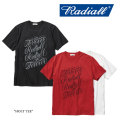 RADIALL(ラディアル) HOLY TEE 【2017 SPRING&SUMMER】 【即発送可能】 【RADIALL Tシャツ】 【RAD17SS-TEE009】