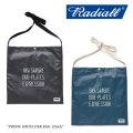 【SALE30%OFF】 RADIALL(ラディアル) PROOF SHOULDER BAG 12inch 【2017 AUTUMN & WINTER】 【即発送可能】 【RADIALL ショルダ