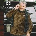 SUBCIETY(サブサエティ) CORDUROY SHIRT 【2018AUTUMN/WINTER先行予約】 【送料無料】【キャンセル不可】 【107-20321】