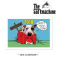 SOFTMACHINE(ソフトマシーン) SOFTMACHINE 2018 CALENDAR (CALENDAR) 【即発送可能】 【SOFTMACHINE(ソフトマシーン) カレンダー