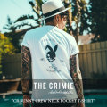 CRIMIE(クライミー) CR BUNNY CREW NECK POCKET T-SHIRT 【2018SPOT先行予約】 【キャンセル不可】 【C1G1-TE10】 【CRIMIE Tシ
