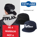 【SALE40%OFF】 TOYPLANE(トイプレーン) SNAP BACK CAP 【2017AUTUMN/WINTER新作】 【即発送可能】 【TP17-FCP02】
