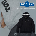 【SALE40%OFF】 TOYPLANE(トイプレーン) EMBROIDERY BIG PARKA 【2017AUTUMN/WINTER新作】 【送料無料】【即発送可能】 【TP17-