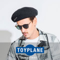 【SALE50%OFF】 TOYPLANE(トイプレーン) COTTON BERET 【2017SUMMER新作】 【即発送可能】 【TOYPLANE キャップ】 【TP17-NCP0