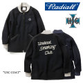 RADIALL(ラディアル) USC COAT 【送料無料】 【RADIALL カーコート】 【2016AUTUMN&WINTER】【USC-16AW-JK0014】 【定価48,000