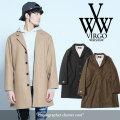 VIRGO(ヴァルゴ) Photographer chester coat 【2017AUTUMN/WINTER新作】 【送料無料】【即発送可能】 【VG-JKT-176】