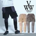 VIRGO(ヴァルゴ) UMA stretch boa pants 【2017AUTUMN/WINTER新作】 【送料無料】【即発送可能】 【VG-PT-265】