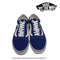 【VANS(バンズ)】 OLD SKOOL (ESTATE BLUE/TRUE WHITE) 【即発送可能】 【VANS スニーカー】 【VN0A38G1Q9W】