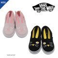 【VANS 2018 SPRING COLLECTION新作】 【VANS】 KIDS SLIP-ON 【即発送可能】【VN0A3MTZQ1C】