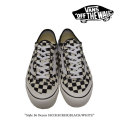 【VANS(バンズ)】 Style 36 Decon SF(CHECKER)BLACK/WHITE 【即発送可能】 【VANS スニーカー】 【VN0A3MVL01U】