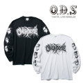 OVER DOSE(過剰摂取) S/L TEE #039 【即発送可能】 【OVER DOSE(過剰摂取)】 【#039】