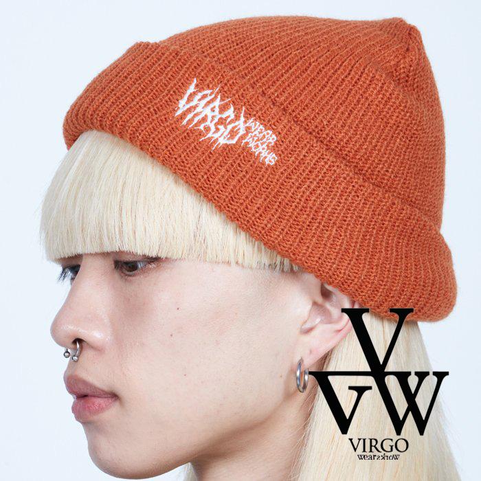 VIRGO ヴァルゴ バルゴ  CRUST KNIT 【ニットキャップ ニット帽 帽子】【VG-GD-682】【2021AUTUMN&WINTER新作】【VIRGOwearworks