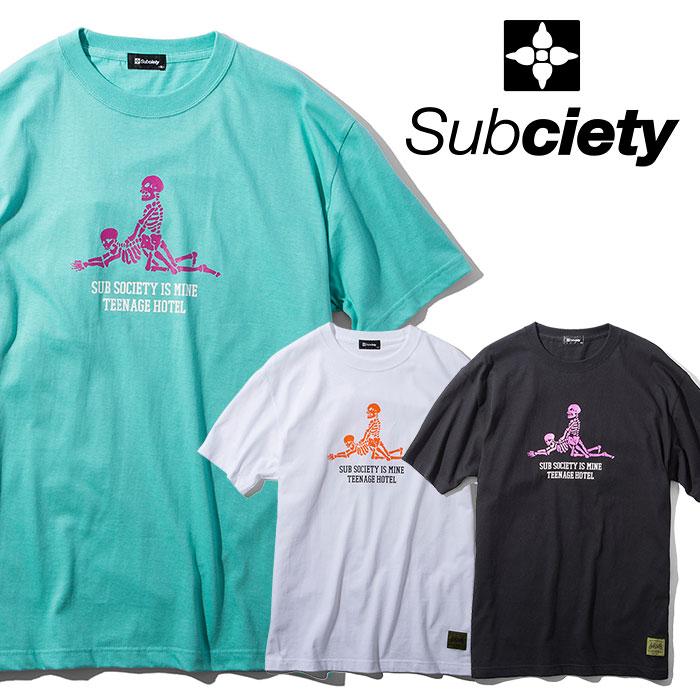 SUBCIETY(サブサエティ) REST S/S 【2019SPRING先行予約】 【キャンセル不可】【108-40373】