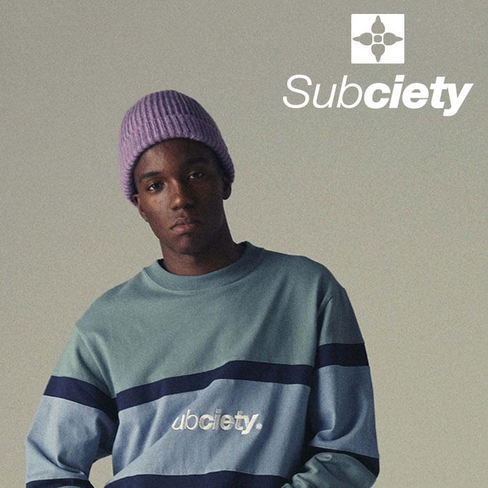 SUBCIETY(サブサエティ) SMOKE WATCH CAP  【2019SPRING先行予約】 【キャンセル不可】【108-86384】