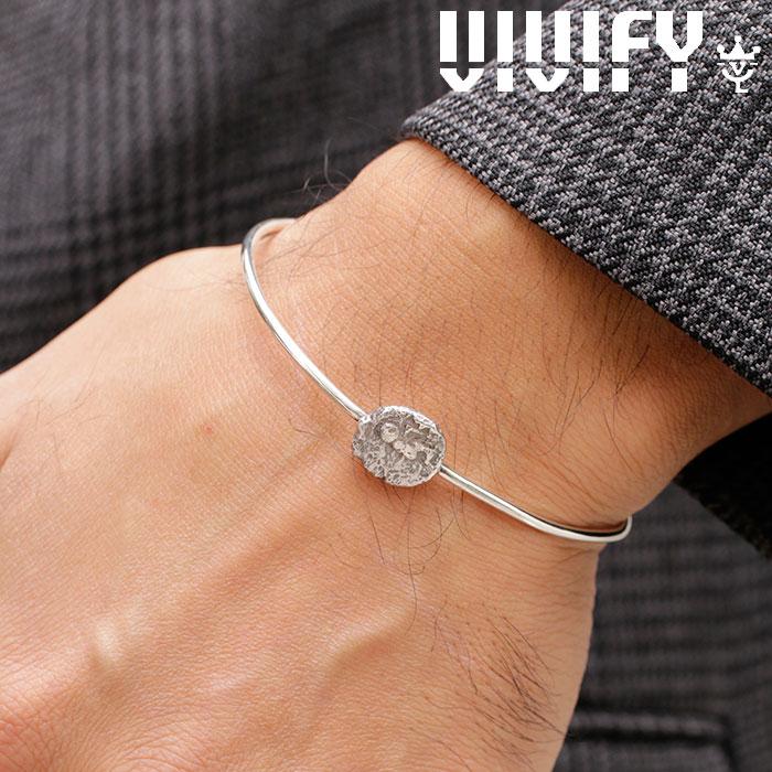 VIVIFY(ヴィヴィファイ)(ビビファイ) Ancient Coin Bangle  【VIVIFY バングル】【VFB-164】【メンズ レディース 】【オーダーメイ