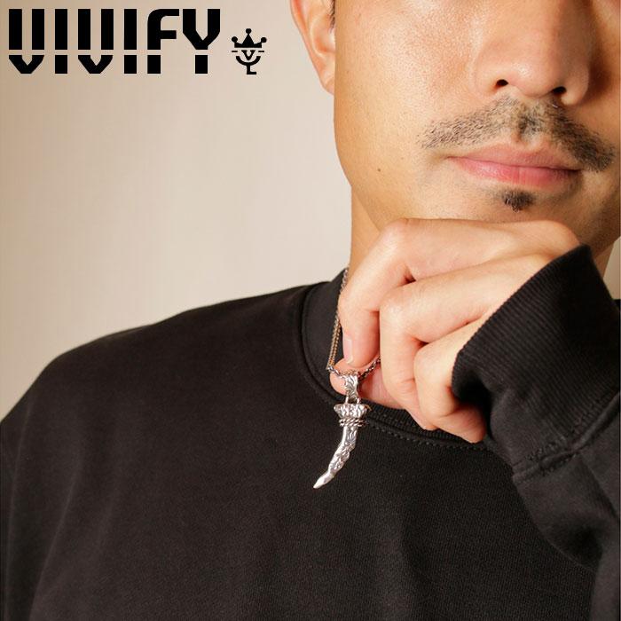 VIVIFY(ヴィヴィファイ)(ビビファイ) Arabesque Bear Claw Pendant Head 【VIVIFY ペンダントヘッド】【VFN-301】【オーダーメイド