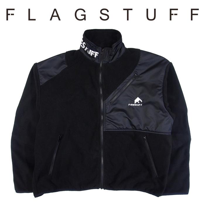 F-LAGSTUF-F(フラグスタフ) LIGHT F/Z FLEECE JKT 【2018 AUTUMN&WINTER COLLECTION】 【F-LAGSTUF-F】 【フラグスタフ】【フラ