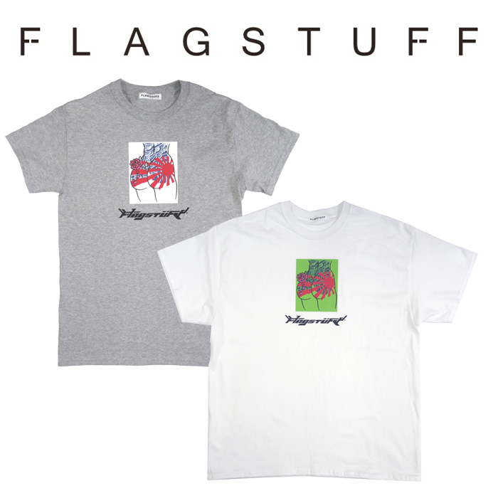 【SALE30%OFF】 F-LAGSTUF-F(フラグスタフ) HIP TEE 【2018 AUTUMN&WINTER COLLECTION】 【F-LAGSTUF-F】 【フラグスタフ】【フ