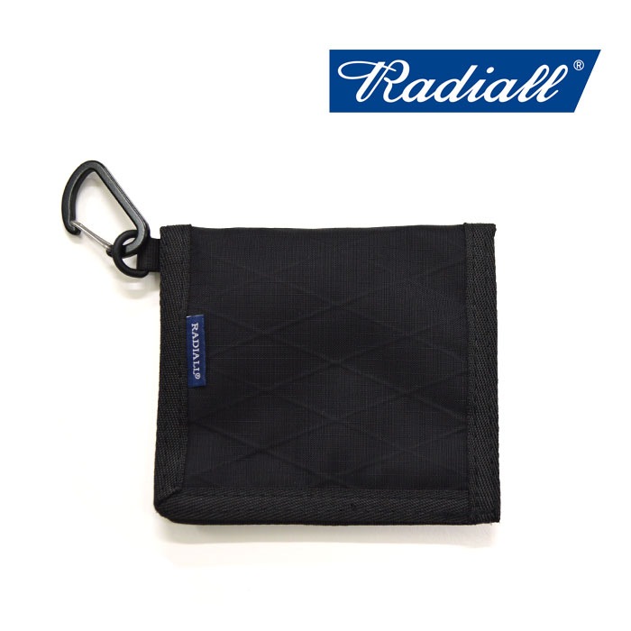 RADIALL(ラディアル) SMOKEY CAMPER EASY WALLET 【2018 SPRING&SUMMER新作】 【RADIALL イージーウォレット】 【RAD-18SS-ACC01