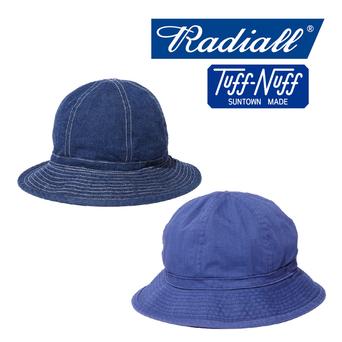 【SALE30%OFF】 RADIALL(ラディアル) T.N. FATIGUE HAT 【2018 AUTUMN & WINTER COLLECTION】 【RAD-TN-18AW-HAT002】【ハット】