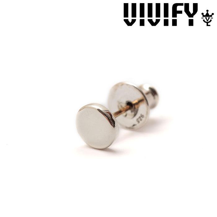 VIVIFY(ヴィヴィファイ)(ビビファイ) K18goldpost Circle Pierce 【オーダーメイド 受注生産】 【キャンセル不可】 【VIVIFY ピ