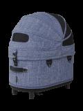 エアバキーペット ドーム3 コット単品 メランジデニム