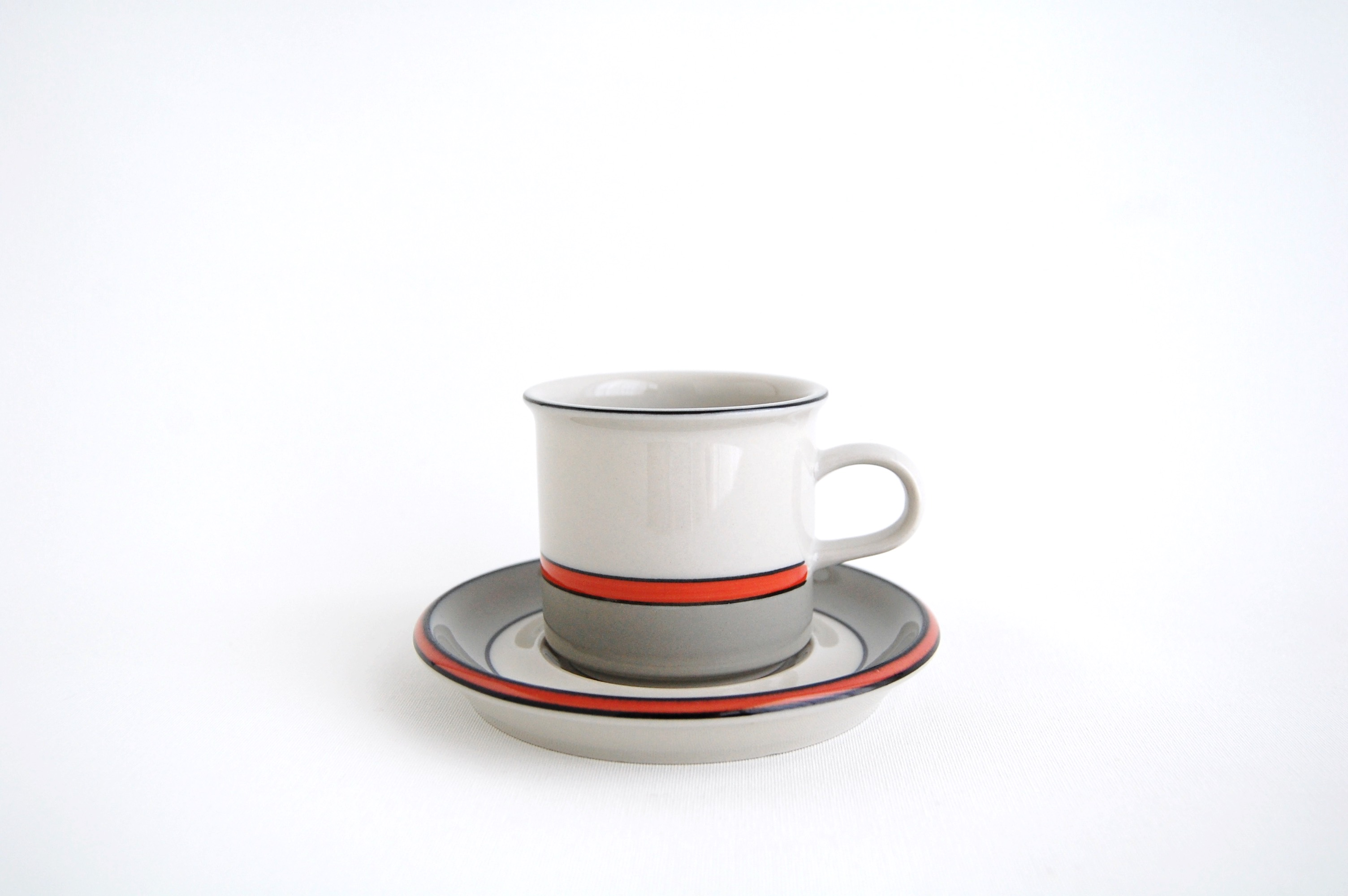 ARABIA/アラビア Aslak/アスラク コーヒーカップ&ソーサー(ショートサイズ) 002