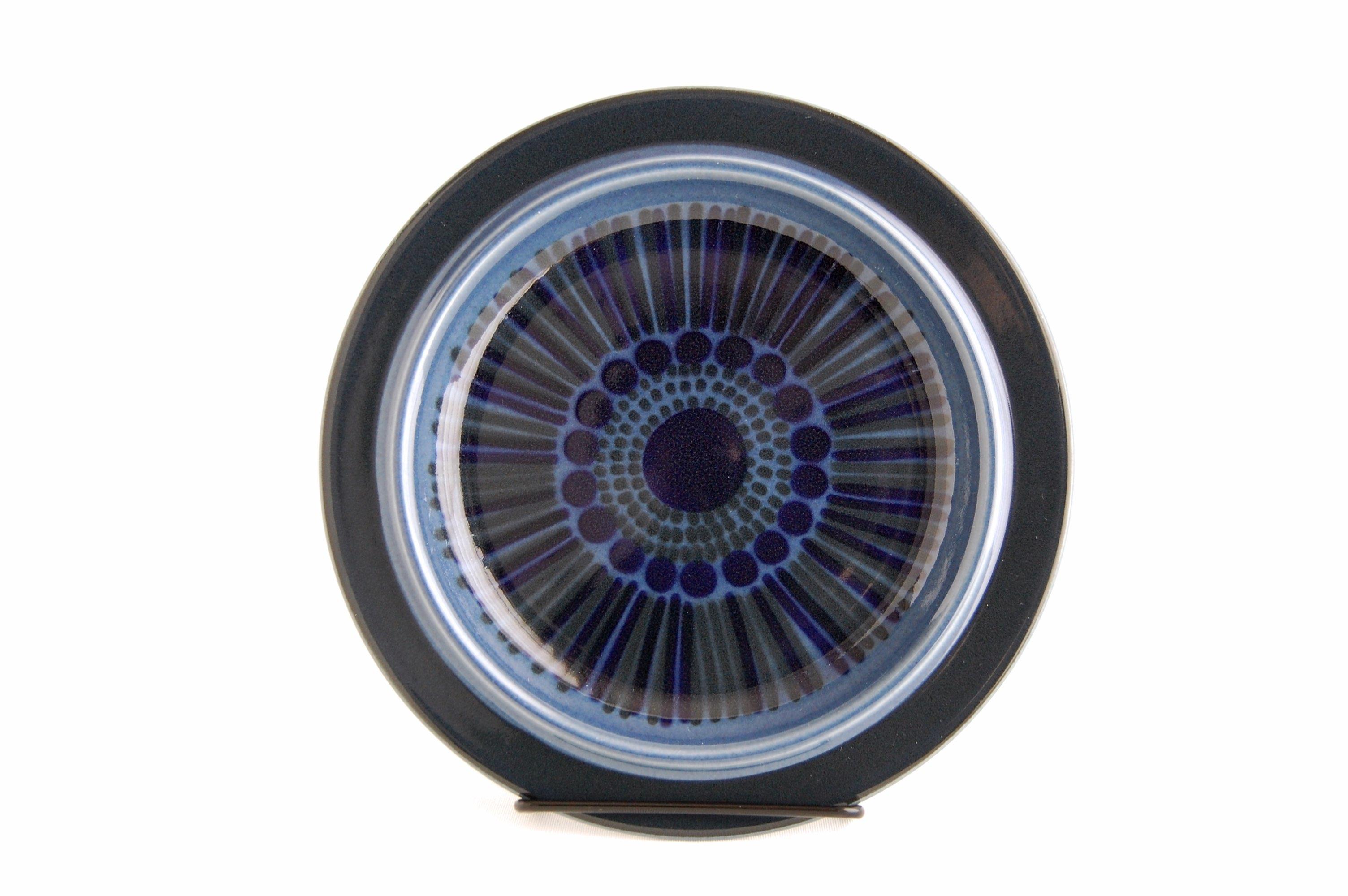 ARABIA/アラビア Kosmos/コスモス(ブルー) 20cmプレート 001