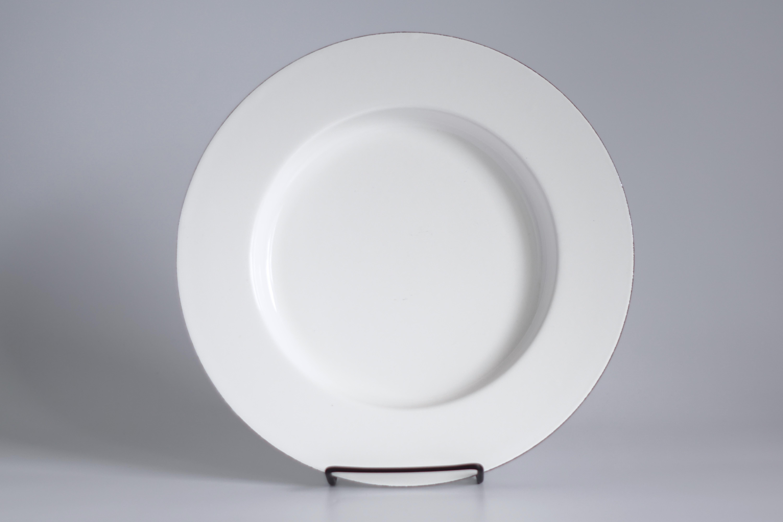 FINEL/フィネル エナメルプレート 27cm ホワイト 03