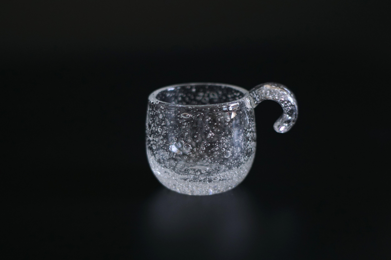ARABIA/アラビア Nuutajarvi/ヌータヤルヴィ Iglu/イグル パンチグラス 01