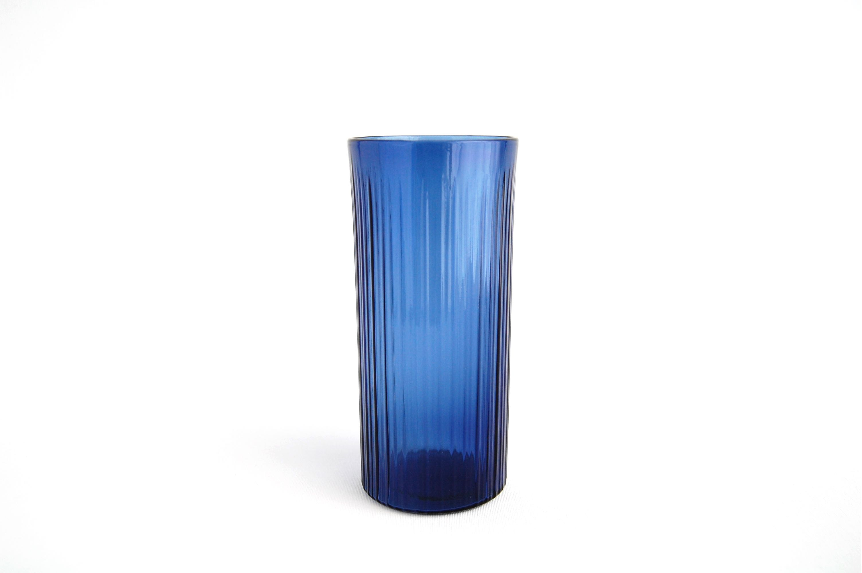 iittala/イッタラ Tapio Wirkkala/タピオ・ヴィルカラ 2065 タンブラー/グラス ブルー 001