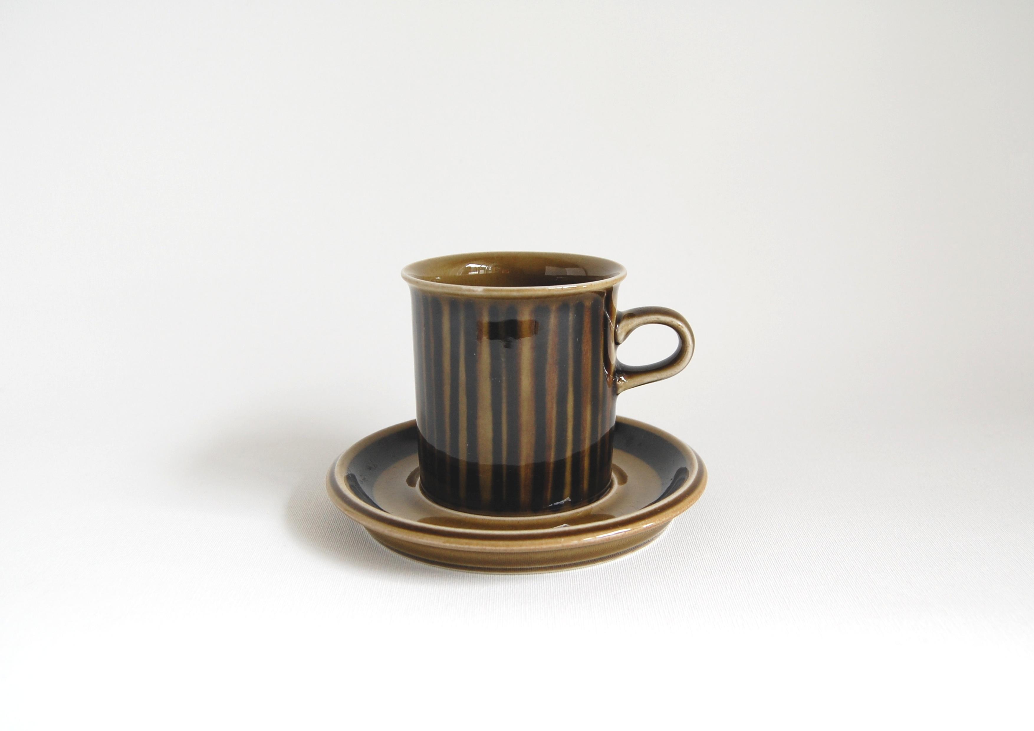ARABIA/アラビア Kosmos/コスモス コーヒーカップ&ソーサー 001
