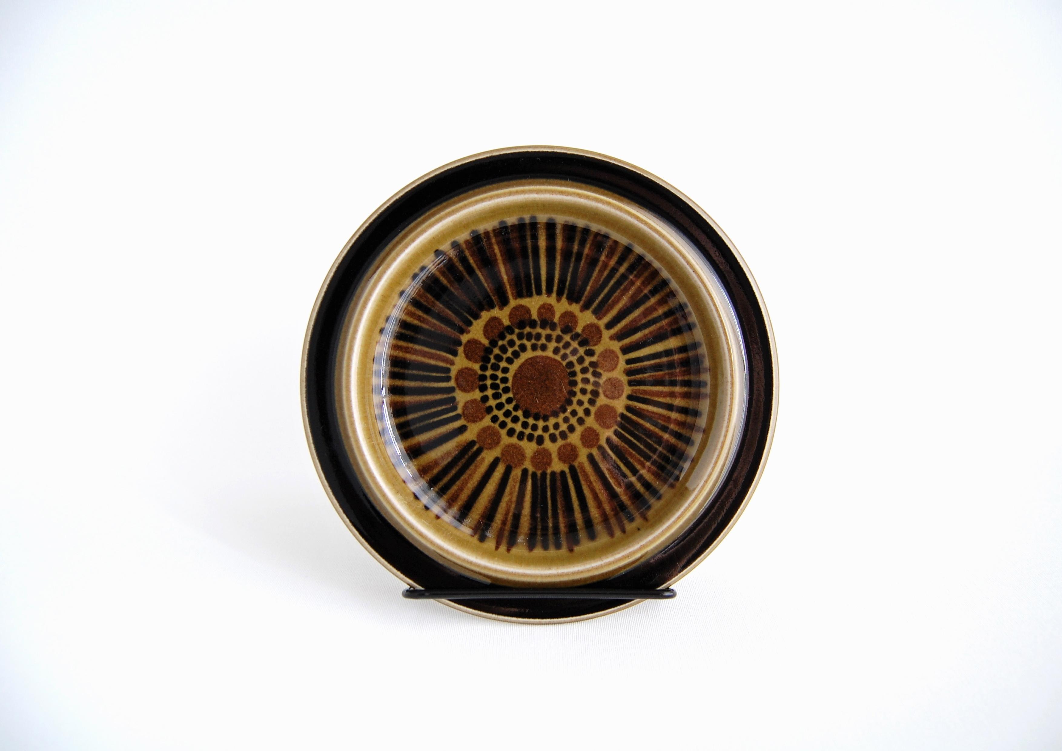 ARABIA/アラビア Kosmos/コスモス 16cmプレート 004