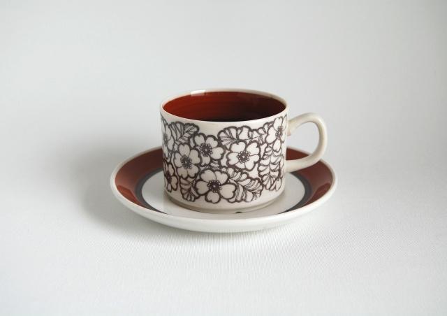 Gefle/ゲフレ Agneta/アグネッタ コーヒーカップ&ソーサー 003