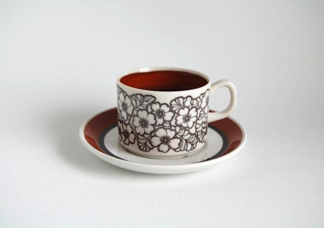 Gefle/ゲフレ Agneta/アグネッタ コーヒーカップ&ソーサー 004