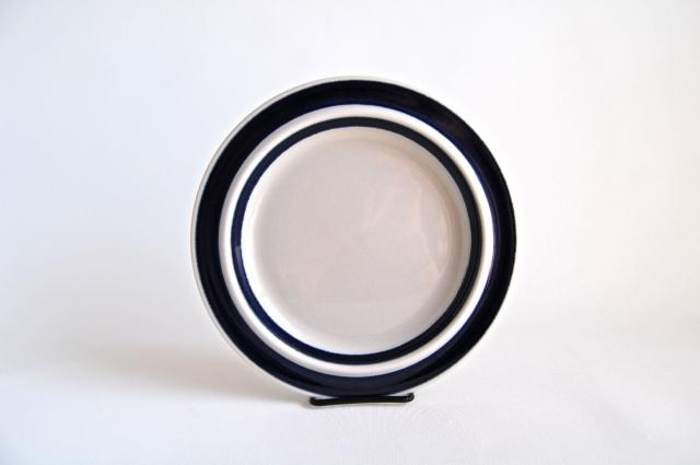 ARABIA/アラビア Anemone/アネモネ 17.5cmプレート 002