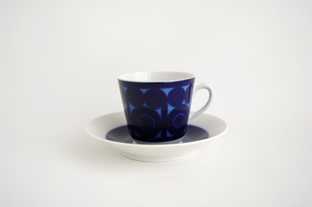 Rorstrand/ロールストランド Agda/アグダ コーヒーカップ&ソーサー 001