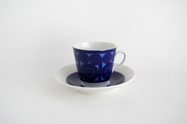Rorstrand/ロールストランド Agda/アグダ コーヒーカップ&ソーサー 002