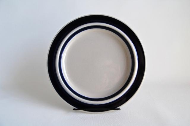 ARABIA/アラビア Anemone/アネモネ 20cmプレート 002