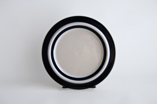 ARABIA/アラビア Anemone/アネモネ 20cmプレート 003
