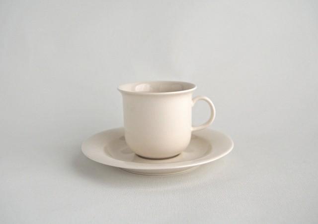 ARABIA/アラビア Arctica/アークティカ コーヒーカップ&ソーサー
