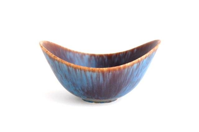 Rorstrand/ロールストランド Gunnar Nylund/グンナー・ニールンド ARO bowl 16cm ブルー 001