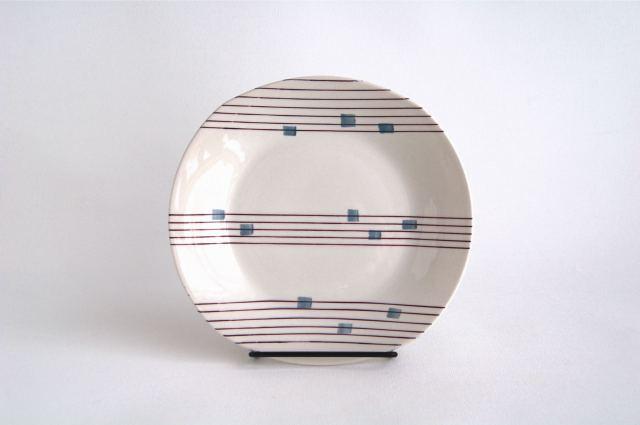 Gefle/ゲフレ Cello/チェロ 19cmプレート 002