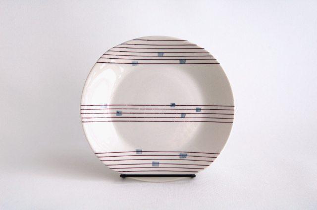 Gefle/ゲフレ Cello/チェロ 19cmプレート 004