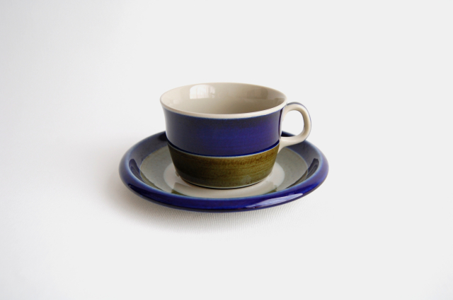 Rorstrand/ロールストランド Elisabeth/エリザベス コーヒーカップ&ソーサー 001